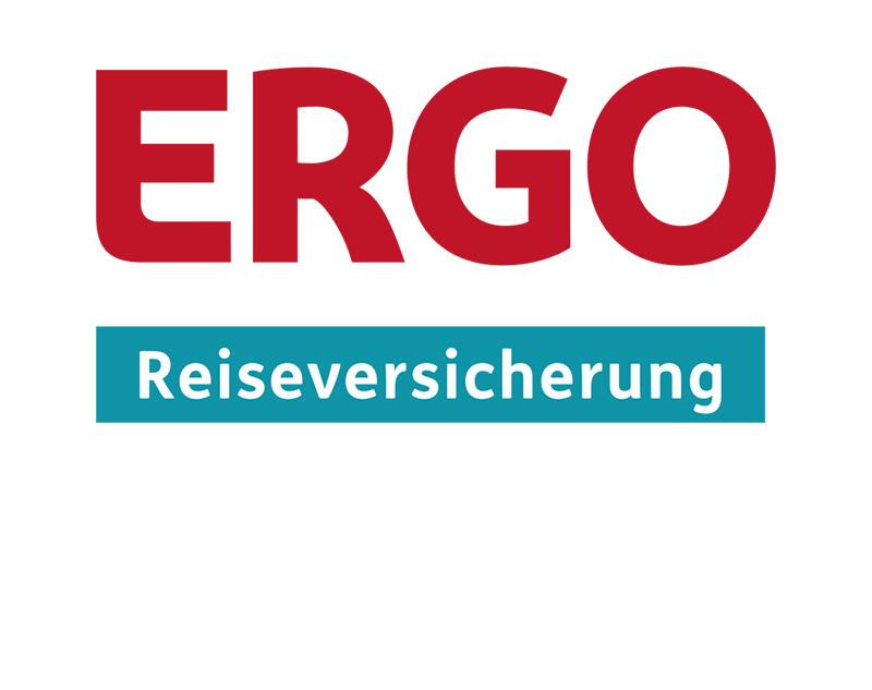 Ergo ERV Reiseversicherung Logo