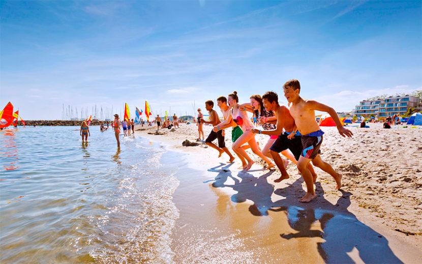 Beach Camp Grömitz - Strandspaß