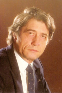 Heinz Schwenk Vorsitzender des Hauptvorstands
