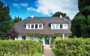 Rügen Ferienhaus Wiekend in Middelhagen - Aussenansicht2