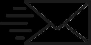 Briefgrafik für Newsletter