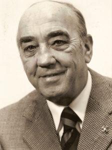 Otto Breiting Vorsitzender des Hauptvorstands